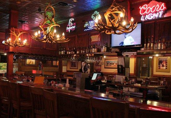 Tumbleweed Tex Mex Grill Margarita Bar The Barroom