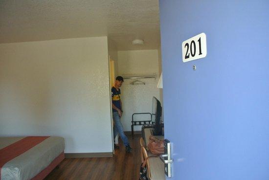 Motel 6 Morro Bay: La Chambre