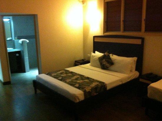 Tokatoka Resort Hotel : The room