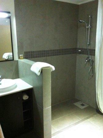 Tokatoka Resort Hotel: Bathroom