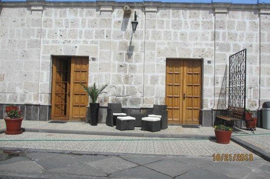 Hotel Casona Solar: rooms