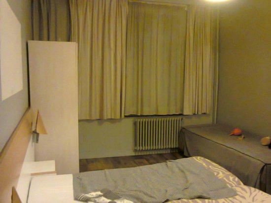 Hotel Botanique: room