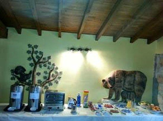Hotel Rural El Espino: Desayuno