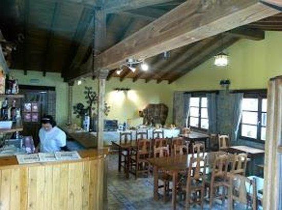 Hotel Rural El Espino: Comedor