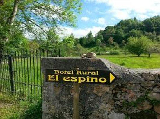Hotel Rural El Espino: Paisaje
