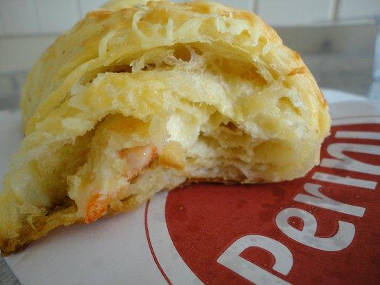 Perini: Croissant de camarão