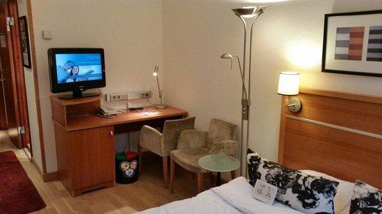 Scandic Klara: Room 330