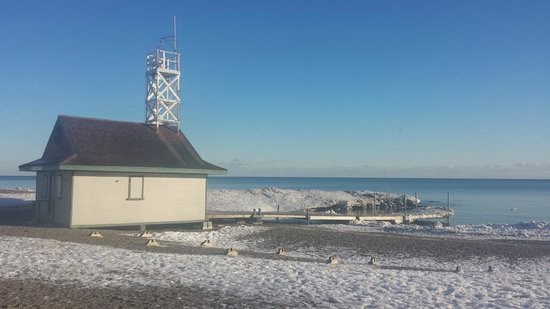 The Beach Village : Inverno