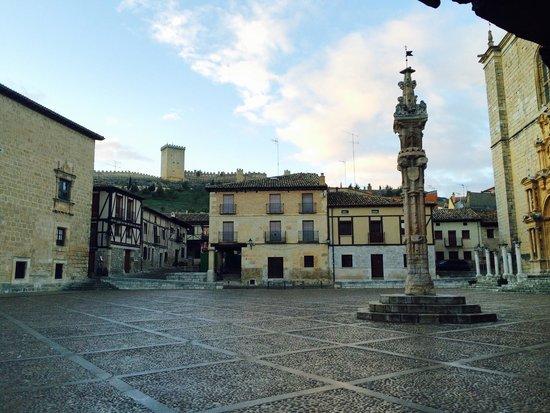 Plaza Mayor: Vire