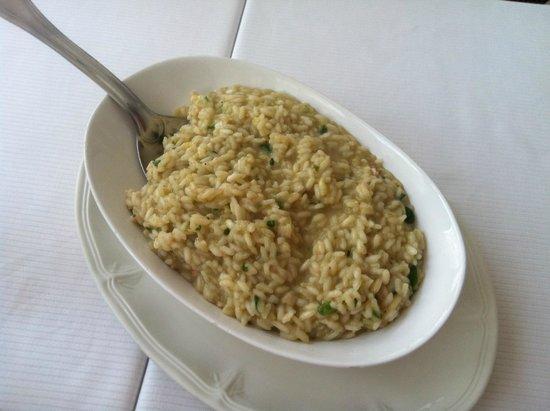 Da Ugo: risotto