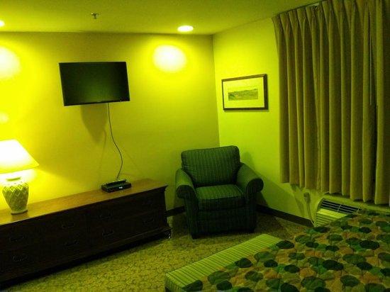 OceanCliff Hotel: Bedroom