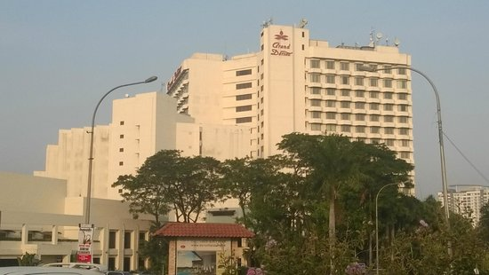 The Hotel Building Picture Of Dorsett Grand Subang Subang Jaya