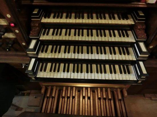 Grote Kerk : Zwolle  tastiera