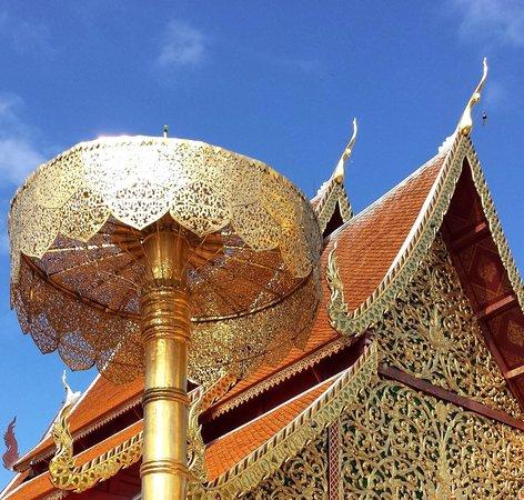 Wat Phra That Doi Suthep: Detalhes.