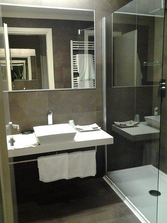 Hotel Horizon: bagno