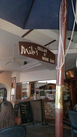 Milo's Cellar
