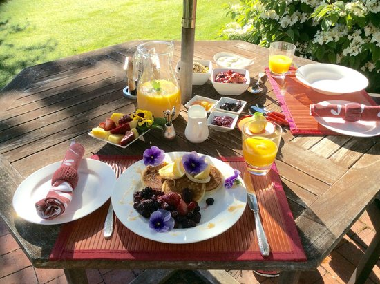 Marchmont Gardens: Yummy !