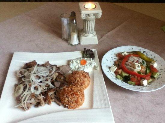 Rhauderfehn, Deutschland: Lunch