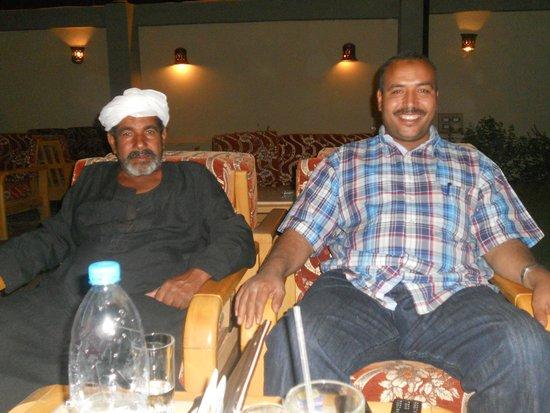 Luxor Tours - Day Tours : Hamdi and Ali