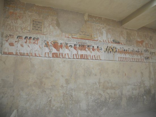 Luxor Tours - Day Tours : Tomb of Ramos