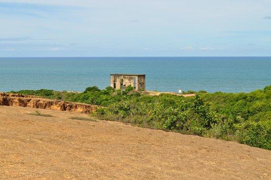 Forte Castelo do Mar ruins: Bela Vista