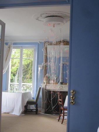 Maison d'hotes Stella Cadente : La salle du petit déjeuner