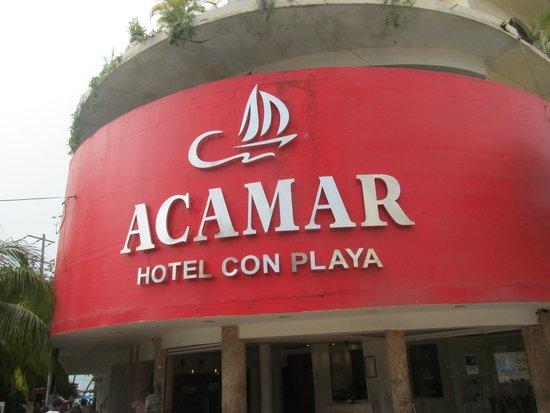 Hotel Acamar Acapulco: Bom hotel longe do centro