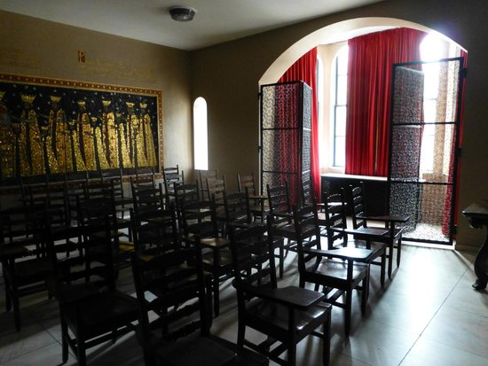 The Nationality Rooms: Romanian Room