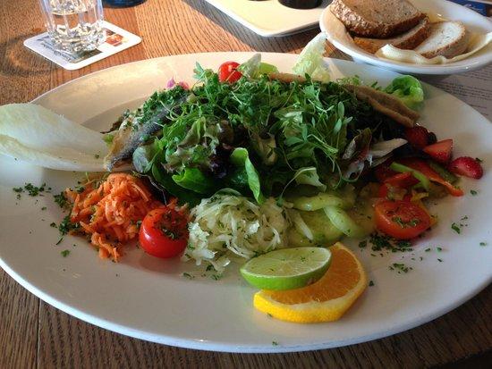 Deli: Salat