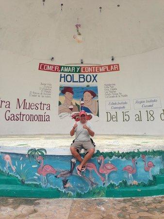 Pizzeria Edelyn: Isla Holbox