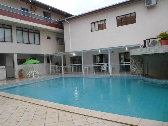 Vista desde el comedor picture of tropicanas apart hotel for Aparte hotel
