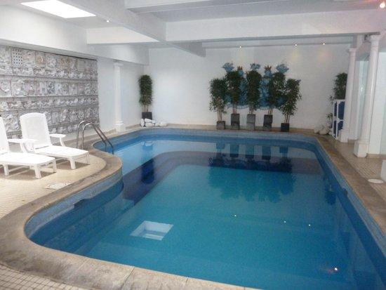 Swimming Pool Picture Of Henry Viii Hotel London Tripadvisor