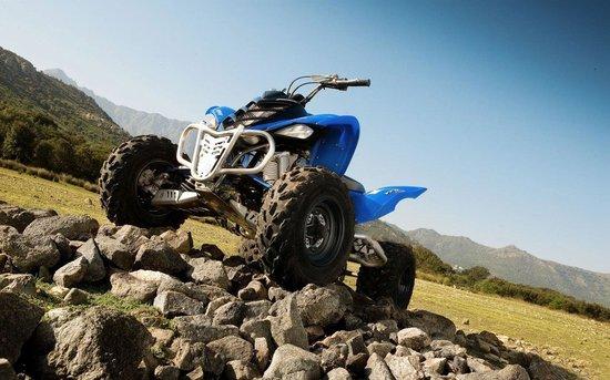 Guided ATV