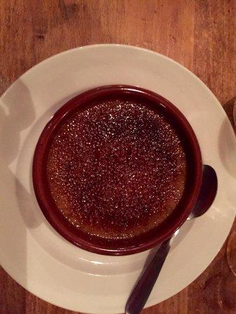 La Table d'Erillac: Crème brûlée