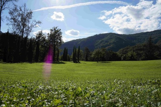 Pruneta di Sopra: beaux jardins