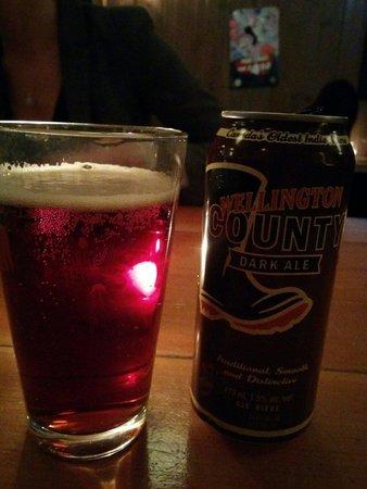 BQM Burger: Wellington dark