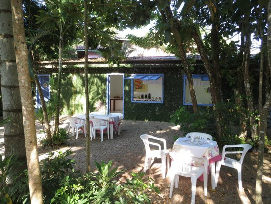 Pousada Sanremo Inn : Área café da manhã