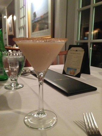 Sun Tavern: Pumpkin martini