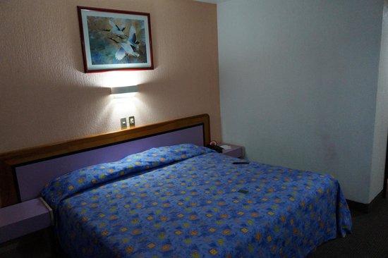 Hotel El Salvador: habitacion del hotel