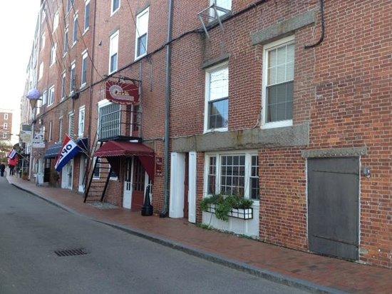 Oar House Restaurant Portsmouth Nh Reviews