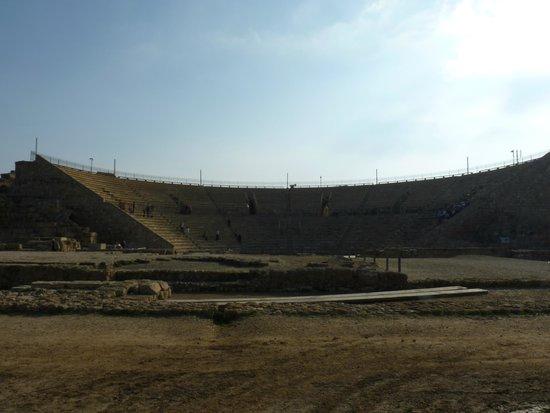 Theatre at Caesarea National Park: theatre