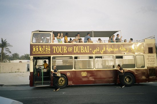 big bus tour picture of big bus tours dubai tripadvisor. Black Bedroom Furniture Sets. Home Design Ideas