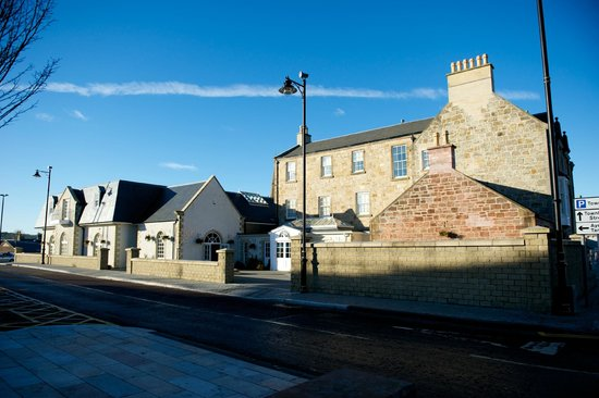 Dumfries Arms Hotel: Lovely Hotel