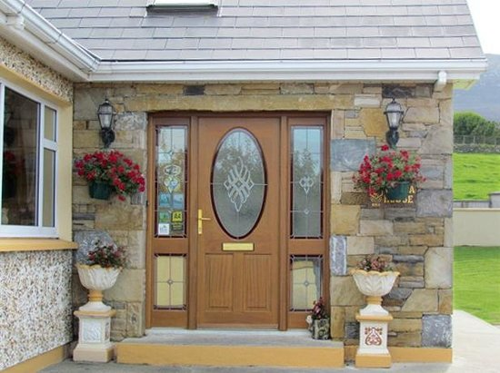 Bertra House B&B Front Entry