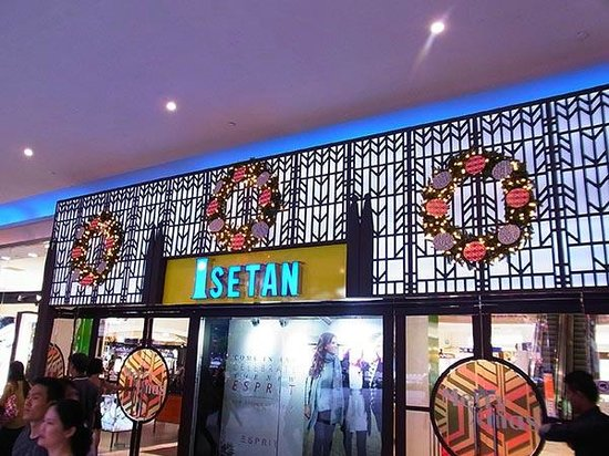 Isetan Scotts