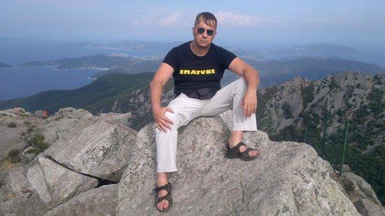 Marciana, Ιταλία: Vetta Monte Capanne, 1.019 metri, questo è il punto più alto dell'Isola d'Elba - Emanuele Cariot