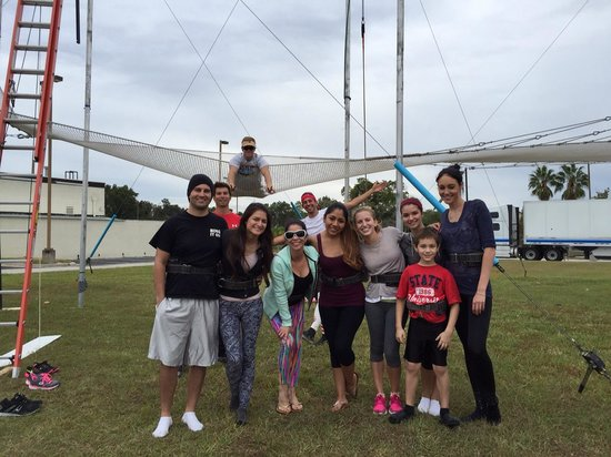 Trapeze Federation: Great Times