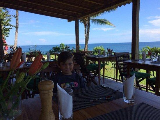 Hotel Villa Romana : Terraza restaurante