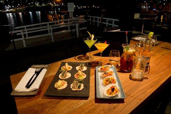 Harbourfront Restaurant: Tapas