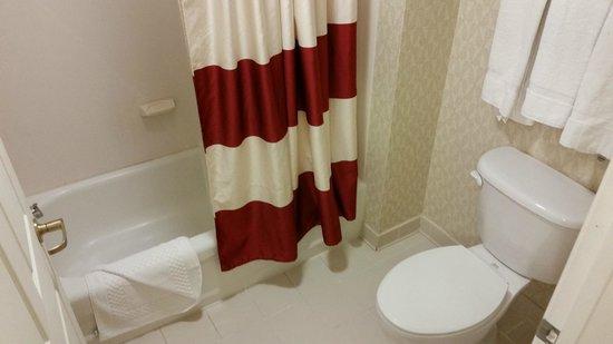 Residence Inn Cranbury South Brunswick: Bathroom #1